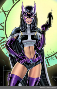 Huntress from Christian Salazar