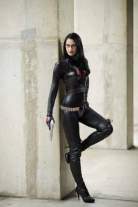 Katy De Cobray as The Baroness