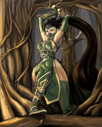 Akali from Brian Chan