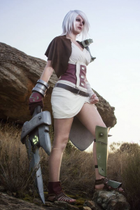 Tayla Barter as Riven