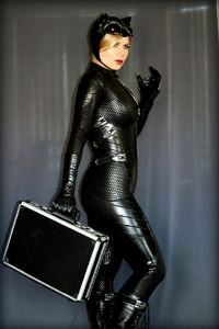 Kayla Casterton as Catwoman