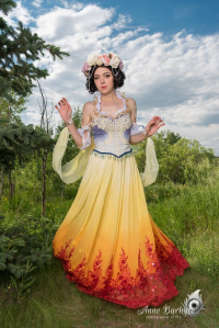 Ginny DiGuiseppi as Snow White