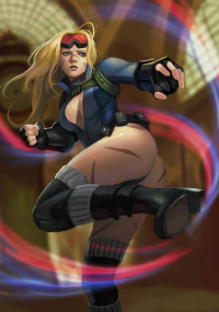 Cammy White from Zoma Yuan