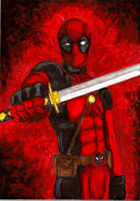 Deadpool from leviathanenvy