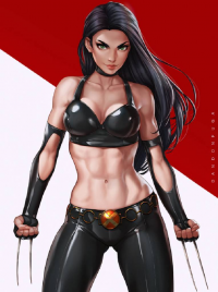 X-23 from Dandonfuga