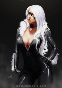 Black Cat from Souracid