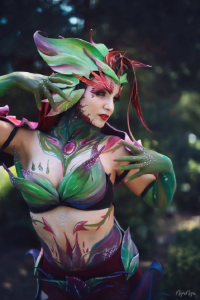 Nuna Cosplay as Zyra