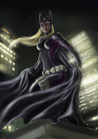 Batgirl from alecyl