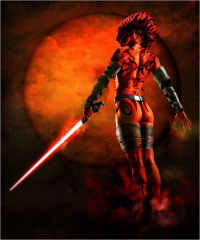 Darth Talon from Scott Harben