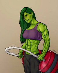 She-Hulk from Cerebus873