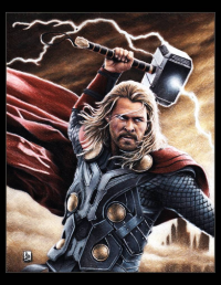 Thor from louissollune
