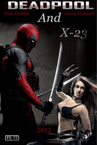 Deadpool, X-23 from Anthony Marks
