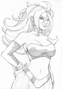 Android 21 from Marc F. Huizinga