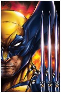 Wolverine from Jamietyndall