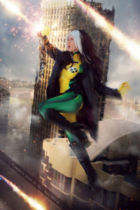Florencia Jillian Sofen as Rogue