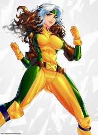 Rogue from Carlos Javier