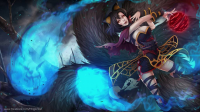 Ahri from ♥