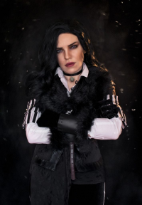 TophWei as Yennefer
