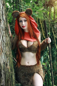 Adami Langley as Ewok