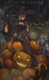 Mercy/Witch from TP