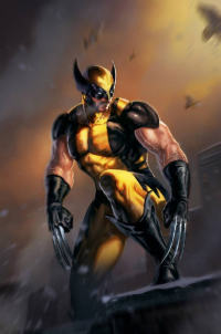 Wolverine from dleoblack