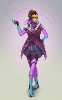 Sombra from Proxyillustration