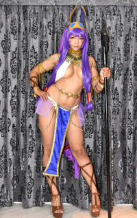 Pattie Cosplay as Nitocris