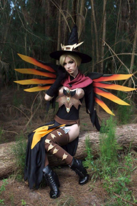 Megan Coffey as Mercy