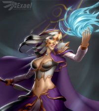 Jaina Proudmore from Exael-X