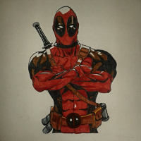 Deadpool from Meralc