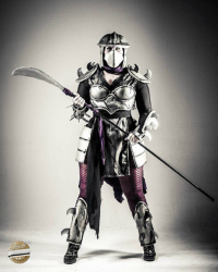 BewitchedRaven's Cosplay as Shredder