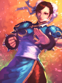 Chun Li from Bellhenge