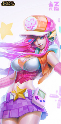 Miss Fortune from Paul Kwon