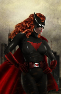 Batwoman from Scott Harben