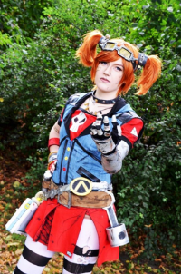 Rhani Cosplay as Gaige