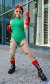 Holly Brooke as Cammy White