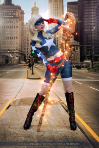 Florencia Jillian Sofen as Stargirl