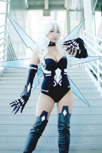 Mandee Sim as Black Heart
