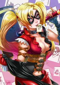 Harley Quinn from Shawn Yap