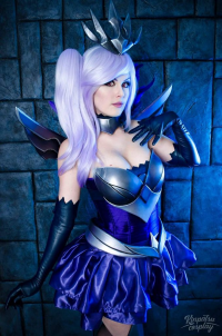 Tayla Barter as Lux