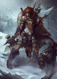 Barbarian from Tongyan