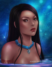 Pocahontas from Nindei