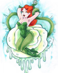 Poison Ivy from Aimee Steinberger
