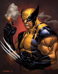 Wolverine from Spiderguile