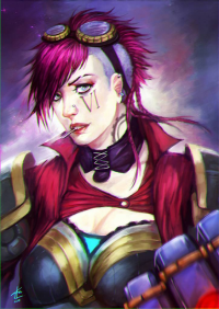 Vi from Astri Noviani
