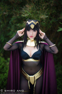 Stella Chuu as Tharja