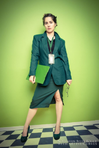 Northern Belle as Edward Nygma