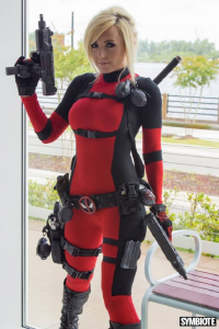 Jessica Nigri as Deadpool