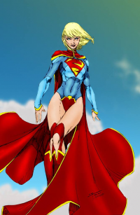 Supergirl from archaeopteryx14