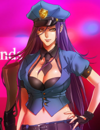 Caitlyn/Officer from -N◎N-